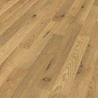 Natural Oak Laminate Flooring - 2.5m2