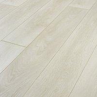 Wickes Aspen Light Oak Laminate Flooring - 2.22m2 Pack