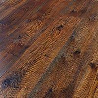 Wickes Fiorentino/Bakersfield Chestnut Laminate Flooring - 1.73m2 Pack