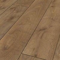Wickes Bergen Oak Laminate Flooring - 1.48m2 Pack