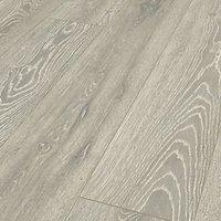 Wickes Shimla Grey Oak Laminate Flooring - 2.22m2 Pack