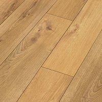 Navelli Light Oak Laminate Flooring - 1.48m2