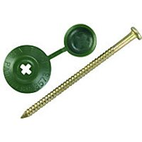 Onduline Green Safe Top Nail 70mm - Pack of 20