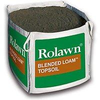 Rolawn Blended Loam Topsoil Bulk Bag - 730L.