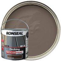 Ronseal Rescue Decking Paint - English Oak 2.5L
