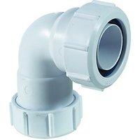 McAlpine Multifit MS4 ISO 90 Deg Pipe Elbow   32 x 32mm