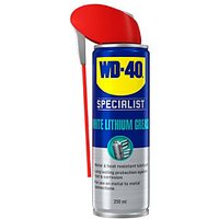 WD-40 Specialist White Lithium Grease - 250ml.