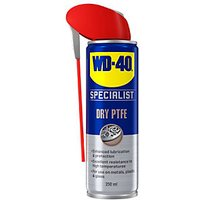 WD-40 Specialist Anti Friction Dry PTFE - 250ml.