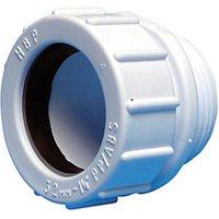 Osma HepVO BV3 Waterless Waste Running Adaptor White   32mm