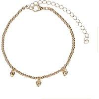 Goldenes Herz-Armband