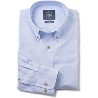 Light Blue Classic Fit Oxford Shirt XXL Standard