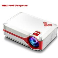 [Mini Native 720P]OEM ODM Walmart Retailer Hot Selling  Mini Portable 720p HD Support 1080p LCD LED Home Theater Projectors