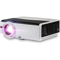 High Lumen 5000Lumens A9AB new system 6.0 android with wifi bluetooth Led Projector 3D 1080P