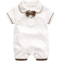 Cotton Newborn Clothing Anti-Bacterial Bodysuits Toddlers Baby Boys Clothes Romper