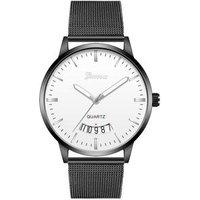Men Classic Quartz Watches Luxury Date Mens Wrist Watch Relogio Masculino FD035