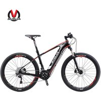 No MOQ factory price electric bicycle 27.5 carbon MTB electric bike