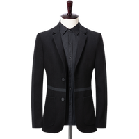 The Latest Fashion Design With High Quality Woolen Coat Formal Slim Fit Suit Business Mens Blazer
