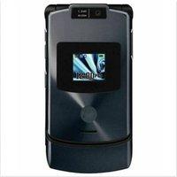 Refurbished mobile phone for Motorola RAZR V3  free shipping