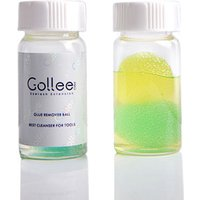 Gollee Reusable Tweezer Cleanser Glue Remover Ball Eyelash Extension Tools