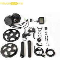 250W/350W/500W Electric bike mid drive motor kits, crank motor conversion kit for bicycle M05