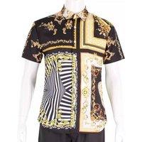 Popular Short Sleeve Button Down Shirt Slim Fit Short Sleeve Shirt Shirt Short Sleeve Summer Men