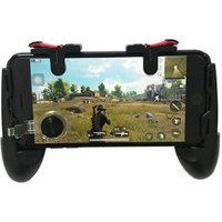 Hot sale  fire key 4 in 1 gamepad with D9 fire key phone game controller moving aim shoot aid