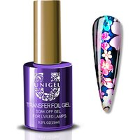 Unigel Transfer Gel /Foil gule gel nail polish/Transfer nail gel