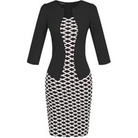OL008 2019  high quality  professional womens bag hip pencil dress