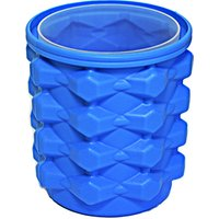 'New Design Hot Sale Silicone Ice Cube Bucket Ice Mold Maker 2019 Kitchen Ware Tools For Ice Cream Making Amazon Hot Sale