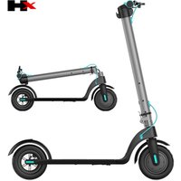 OEM Big wheel electric scooter 8.5 inch  350W ego electric scooter X7  GPS sharing e bike  manufacturer