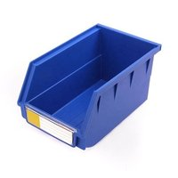 DY-S013 wall-mounted plastic warehouse storage box shelving bins for spare parts