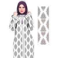 Malaysia Islamic abaya Jalabiya Kaftan Hijab Abaya