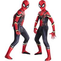 Adult Kids Spider-Man Spiderman Cosplay Costume Superhero Bodysuit Suit Jumpsuits