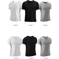 dropship logo bamboo cotton long sleeve jersey training man t shirt