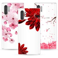 Custom design UV print cell phone mobile back covers for Samsung note 10 pro Phone case