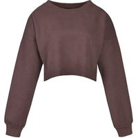 Wholesale stylish cotton crop top pullover hoodie for women from China