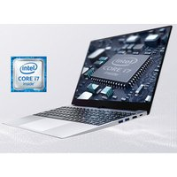 China directly factory OEM 15.6 inch laptop Intel I7 cor 8GB 1TB M.2 SSD  netbook win10 laptop computers