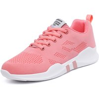 'Women's Casual Fashion Flying Woven Fitness Walking Sport Shoes Female Sneakers Women Trainers Running Footwear Chaussures Femme