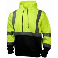 reflective jaket man safety  winter jacket outdoor fleece jacket
