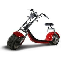 Europe coc fat tire citycoco 60km/h electric bicycle EEC scooter 2000w electric motorcycle