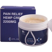 Full spectrum CBD topical cream infused balm for pain relief