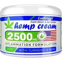 OEM/ODM  Effective Hemp Pain relief Cream healing hemp extract salve  ointment balm