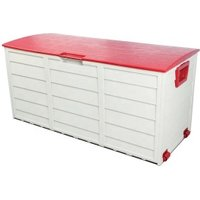 'Garden Outdoor Shed Box Case Container New Plastic Outdoor Storage Bin Box
