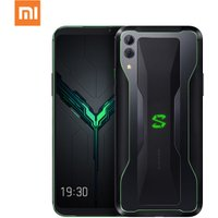 Global Version Xiaomi Black Shark 2 8GB 128GB AI Game Engine smartphone Snapdragon 855 Octa Core 6.39 Inch  Xiaomi Mobile Phone