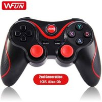 Factory Price Wireless Joystick Game Controller Bluetooth Gamepad Joypad for Phone Android iOS PS3 PC