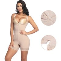 High Quality Slimming Corset Adjustable Straps Fat Burning Full Body Shaper Suit Women