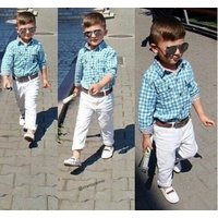 Kid Child Baby Wear Wholesale Childrens Boutique Suit Garment Custom Outfit Formal Boy Cloth Clothing Set
