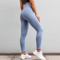 womens fitness and yoga wear seamless gym leggings fitness shark high waist leggings sportswear not see through