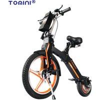New Design folding bicicleta electrica 36V electronic bike foldable electric bicycle