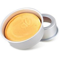 2/4/6/8/10 Inch Cake Mold Aluminium Alloy Round DIY Cakes Pastry Mould Baking Tin Pan Cake Tools